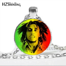 $enCountryForm.capitalKeyWord UK - NS-00800 Super Star Bob Marley Steampunk Necklace Reggae Music Cool Glass Dome Necklace Long Chain Art Photo Pendant Jewelry