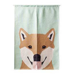 $enCountryForm.capitalKeyWord UK - Curtains For Living Room Cute Animal Door Curtains Kitchen Cafe Decorative Half Open Door Valance Home Decoration