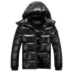 Maya Jacket Canada - 2018 Classic Fashion Men Women Casual Down Jacket MAYA Down Coat Mens Outdoor Warm Feather dress man Winter Coats outwear jackets parkas