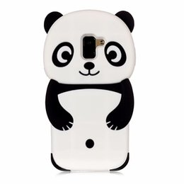$enCountryForm.capitalKeyWord UK - For iphone XR XS MAX 3D Panda Soft Silicone Case For Huawei P20 Lite Plus Pro Galaxy S9 A8 2018 Stereo Bear Cartoon Phone Covers Luxury Cute