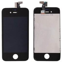 $enCountryForm.capitalKeyWord NZ - New Replacement LCD Touch Screen Digitizer Assembly for iPhone 4S Black