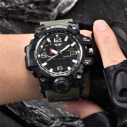 Men Digital Wrist Watches Australia - WISSIN Sport Watches 2018 Men Watch Waterproof LED Digital Watch Male Clock Relogio Masculino erkek kol saati Men Wrist