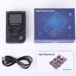 $enCountryForm.capitalKeyWord NZ - 2018 Retro Game Console 32 Bit Portable Mini Handheld Game Players 36 For GBA Classic Games Best Gift For Kids