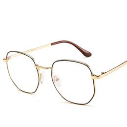 4321446ced54 Pure Titanium Glasses Frame Men 2018 Vintage Round Ultralight Eyeglasses  Prescription Myopia Optical Frame Women Acetate Eyewear