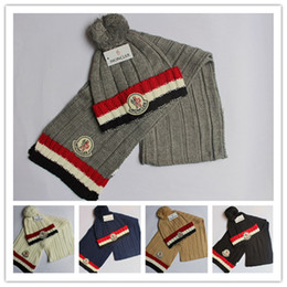 Best Beanie Brands online shopping - Brand Mon Women Girls Winter Skiing  Beanies Hat Scarf Set 18368c9513e