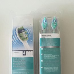 Wholesale Toothbrush Heads Pro Results Standard brush heads HX9034 HX9024 new Standard toothbrush head DHL free
