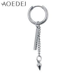 Discount korean boys accessories - AOEDEJ Fashion BTS Jewelry Earrings Korean bts Earring Kpop Accessories Bangtan Boys Album Accessories Long Tassel Hoop