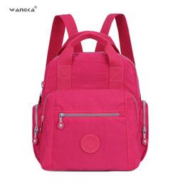 $enCountryForm.capitalKeyWord NZ - Ladies Backpack Travel Bagpacks Casual School Bookbags for Teenage Girls Solid Shoulder Rucksack Women Laptop Bag Hot Sale