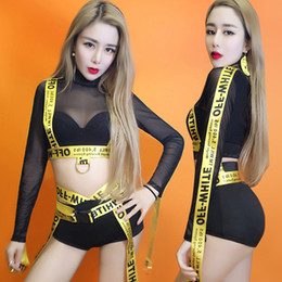 $enCountryForm.capitalKeyWord Australia - New Arrival Jazz Pole Dancing Dress Sexy Club Dj Singer Stage Sir Hostess Bar Dancer Costume for Women Square Dance Costumes