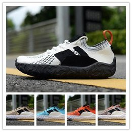 2018 latest F22 original knitted Atic impact green track, orange black white CQ3026 AH2171 men's casual shoes size 40-45 Euro