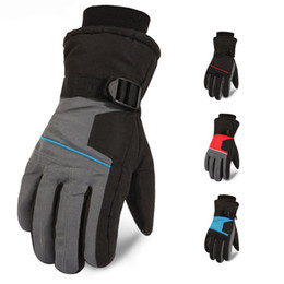 $enCountryForm.capitalKeyWord NZ - 2018 Winter Ski Gloves Waterproof Windproof Snowboard Shoveling Snow Warm Gloves Outdoor Motorcycle Gloves For Men Christmas Gift H914R