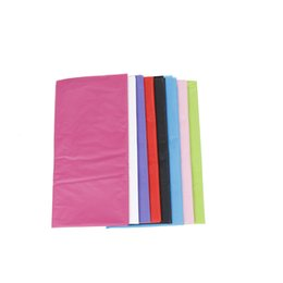 $enCountryForm.capitalKeyWord NZ - 1Pc Tablecloths Plastic Birthday Table Cover Wedding Party Supplies Household Items Candy Color 137 cm * 183 cm