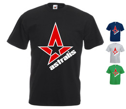 Wholesale Astralis Inspired T Shirt CSGO E League Champions Counter Strike Major Atlanta Funny Unisex Casual tee gift