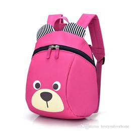 6079be9d3d6b 2018 Toddler Unicorn Backpack Cartoon School Bag Plush Bookbag Zoo School  Bag Little Girls Boys Animal Backpacks