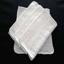 $enCountryForm.capitalKeyWord NZ - White Small Square Towel 20x20cm Custom Gift Giveaway Cheap Towel Absorbent Hand Towel Hotel Cotton Napkin Handkerchief Kitchen Rag RE321