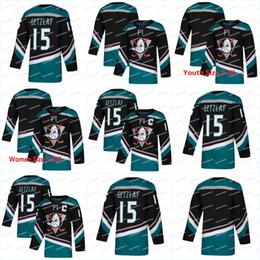beaea0134 15 Ryan Getzlaf 2018-19 Season 17 Ryan Kesler 36 John Gibson 67 Rickard  Rakell 4 Cam Fowler Anaheim Ducks Black Hockey Jerseys