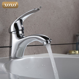 hose body 2018 - XOXOBasin taps Brass body Faucets Mixer hot and cold water hose Chrome 9995 discount hose body