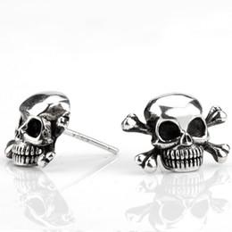 40dc4a87c7be4 Skull Earrings For Men Australia | New Featured Skull Earrings For ...