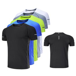 ae7961b985 Men t-Shirt Compression Homme Fitness Sports Mens Running Tights Shirt  Basketball Fitness Breathable Quick-Drying Stretch Tops