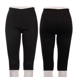 Discount new mix leggings - New shapers pants women slimming body shaper tummy control panties pant stretch neoprene hot shaper body leggings Wholes