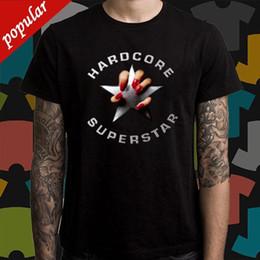 Logo Shirts For Men Australia - New Hardcore Superstar Hard Rock Band Logo Men's Black T-Shirt Size S to 3XL T Shirt Casual Short Sleeve For Men Clothing Summer