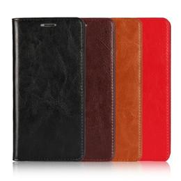 $enCountryForm.capitalKeyWord UK - for huawei honor 7x case luxury handmade Genuine leather multi-function wallet kickstand card slot flip cover honor 7 x