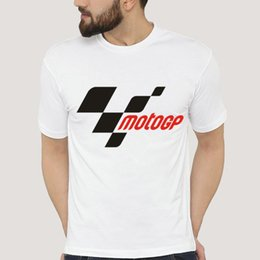 $enCountryForm.capitalKeyWord Canada - MotoGP t shirt Motorcycle race short sleeve gown Moto GP sport tees Fastness picture clothing Quality modal Tshirt