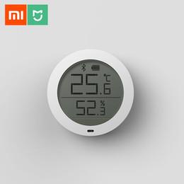 $enCountryForm.capitalKeyWord UK - Smart Remote Control 100%Xiaomi Mijia Bluetooth Temperature Smart Humidity Sensor LCD Screen Digital Thermometer Moisture Meter Mi APP