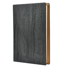 $enCountryForm.capitalKeyWord UK - Wholesale A5 Leather Diary Journal Diary Notebook Wood Grain Notepad Work-book
