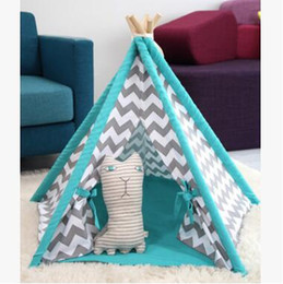 outdoor cat housing Canada - Creative Pet Tents Outdoor Indoor Tent For Kitten Portable Foldable Cat Small Dog Puppy Kennel Tents Cats Nest Toy House