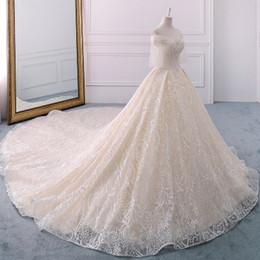 Milla Nova New Style Sleeveless Wedding Clothes Fantasy Princess Chiffon Wedding  Dress Deep V Neck Floor Length Boho Bridal Gowns 9108cfd9e250