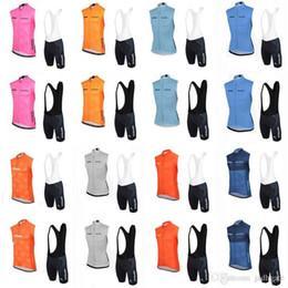 vest team cycling 2019 - STRAVA team Cycling Sleeveless jersey Vest (bib)shorts sets Quick Dry Summer MTB Bike Cycling Clothing D1232 discount ve