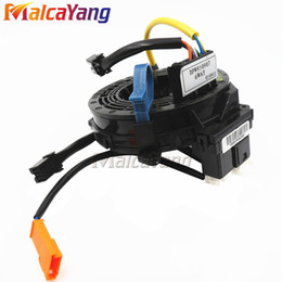 spiral cable sub assy UK - DPW950907 Spiral Cable Sub-Assy DPW950907 6Wires Spiral Cable for Malaysia Proton Lotus High Performance car styling Car Accessories