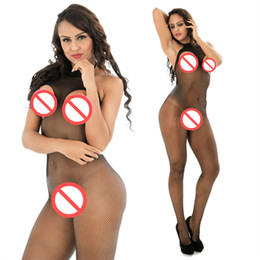 $enCountryForm.capitalKeyWord NZ - Sexy Bodystocking Lingerie Teddies Open Crotch Fishnet Bodysuit Open Bra Porn Erotic Lingerie Sexy Pantyhose Jumpsuit Leggins Sexy Costumes