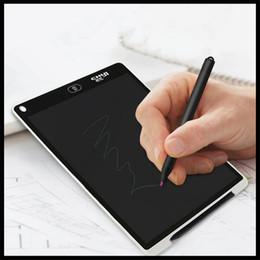 $enCountryForm.capitalKeyWord Australia - Highlight CHUYI 8.5 Inch Tablet LCD Writing Board LCD Panel Graffiti Board Office Stationery Notepad