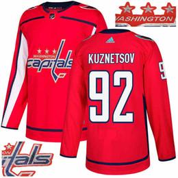 2019 Tom Wilson NHL Hockey Jerseys Andre Burakovsky Devante Smith-Pelly Custom  Authentic jersey Stitched Andre Burakovsky wholesale Player 054280204