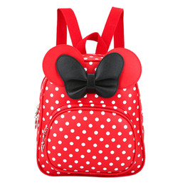 Cartoon Kids School Backpack Children School Bags For Kindergarten Girls  Boys Nursery Baby Student book bag mochila infantil 485a383ebe35c