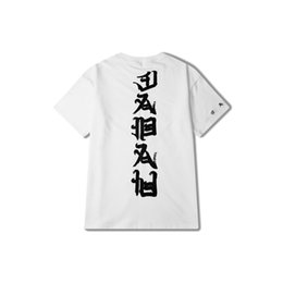 Chinese  Aelfric Eden 3xl T Shirts Men Ins Network Tide 16ss Series Joint Evil T -Shirt Street Vogue Loose Couple Tee Shirt Casual Tshirt manufacturers