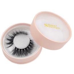 cc3d932529d False Eyelashes 3D Mink Lashes Natural Long Fake Eye Lashes Private Label  Eyelash For Makeup Extension Lash