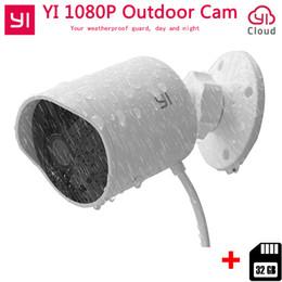 OutdOOr webcam ip wifi online shopping - Xiaomi YI Outdoor Security Camera P FHD Wireless WIFI IP Cloud Camera Waterproof Night Vision Security Surveillance WebCam