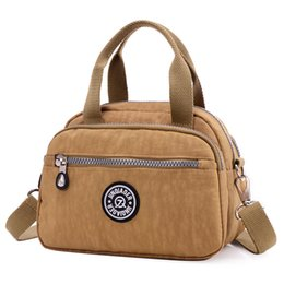 abac57cfb622 Nylon Bags for Women Shoulder Bag for Women Messenger Bags Casual Ladies  Crossbody Waterproof Nylon Handbags W731