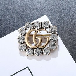G Letter Lady Brooches Alloy Fashion Brooches Pins for Dress Women Luxury  Fashion Acessories Jewlery Accessories d4d1ee67df15