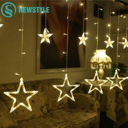twinkling christmas lights australia 2m led string light warm white 138 led twinkle star string