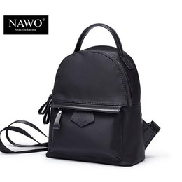 Backpack Shoulder Tide 2018 New Korean Simple Canvas College Wind Fashion  Wild Casual mini Backpack Female 1d5c5ea77a4d8