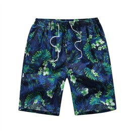 842316a601d2 Mens Beach swimwears Shorts Quick Dry Board Shorts Men Printed Short Pants  Mens Casual Slim Boxers Bottoms Summer Hot Sale DH092