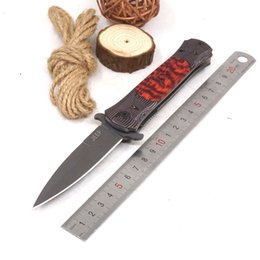 $enCountryForm.capitalKeyWord Australia - Folding Pocket knife Survival Tactical Knife 440C Blade Steel Handle Camping Outdoor Hunting Knives EDC Tools free shipping