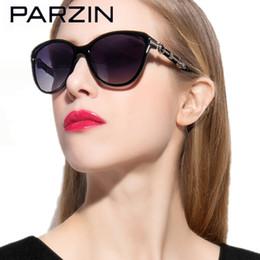 1c92c6f3d Parzin Women Sunglasses UK - PARZIN Elegant Female TAC Sunglasses Vintage  Shades For Women Luxury Sunglasses