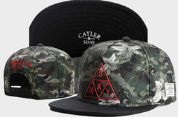 fire balls Australia - Cayler & Sons Snapback Caps snake he is on fire Embroidered letters CS baseball hats bros before hoes caylor and son hats ball caps 07