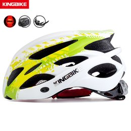 Discount xs accessories - BASECAMP Integrally-molded MTB Bicycle Helmet Ultralight EPS PC Men Helmet Cycling Bike Bike Bicycle Accessories 56-63 c