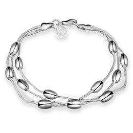 Bracelets & Bangles Ambitious Hot Sale Fashion 100% 925 Sterling Silver Star Pendant Bracelet Women Tassel Snake Chain Bracelet Authentic Silver Jewelry Gift